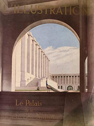 L'Illustration: Le Palais De La Societe Des Nations N°4963