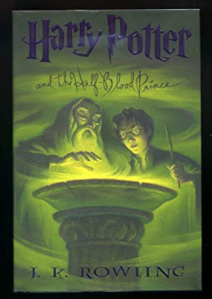 Harry Potter and the Half-blood Prince (Inscribed: Rowling, J. K.
