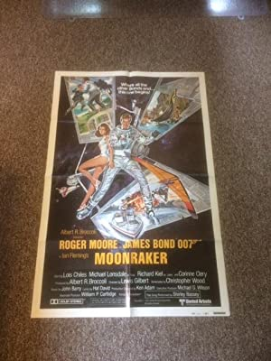 Moonraker - Original Movie Poster - 27