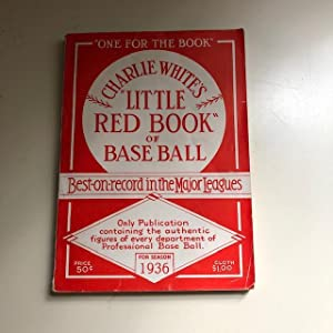 Little Red Book (of Baseball) - 1936