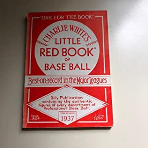 Little Red Book (of Baseball) - 1937