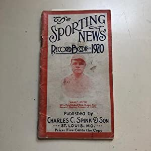 The Sporting New Record Book for 1920