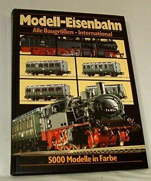 Internationaler Modell - Eisenbahn - Katalog. Dreisprachig.