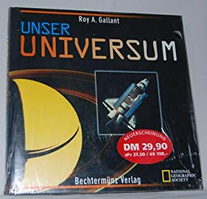 Unser Universum. National Geographic Society.
