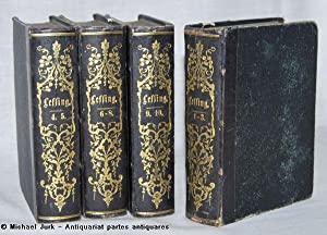 G. E. Lessing's gesammelte Werke. Neue rechtmäßige: Lessing, Gotthold Ephraim:
