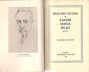 Selected Letters of Rainer Maria Rilke 1902-1926: Rilke, Rainer Maria