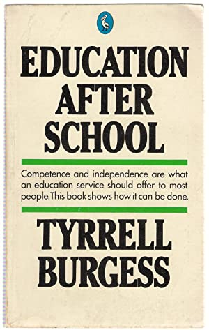 Education After School: Burgess,Tyrell