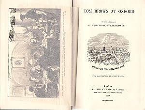 Tom Brown at Oxford: Hughes, Thomas