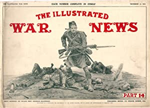 The Illustrated War News - 5 issues