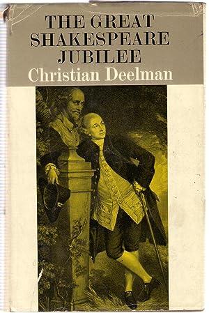 The Great Shakespeare Jubilee: Deelman, Christian