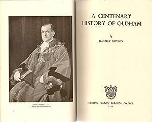 A Centenary History of Oldham: Bateson, Hartley