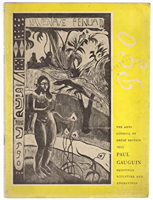 Gauguin : An Exhibition of Paintings, Engravings & Sculpture, 1955