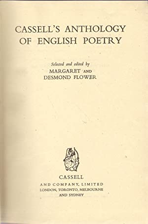 Cassell's Anthology of English Poetry: Flower, Margaret & Desmond