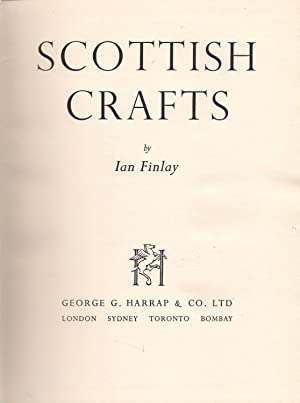 Scottish Crafts: Finlay, Ian