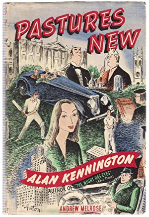 Pastures New: Kennington, Alan