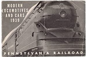 Modern Locomotives and Cars : Pennsylvania Railroad