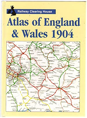 Railway Clearing House Atlas of England and