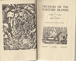 Treasure of the Tortoise Islands: Hagen, Victor W.V.