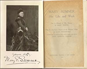 Mary Sumner : Her Life and Work: Erskine, Horatia