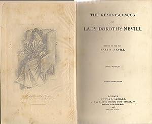 The Reminiscences of Lady Dorothy Nevill: Nevill, Ralph
