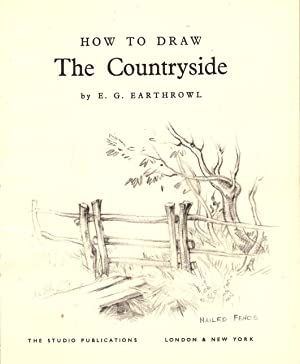 How to Draw the Countryside: Earthrowl, E.G.