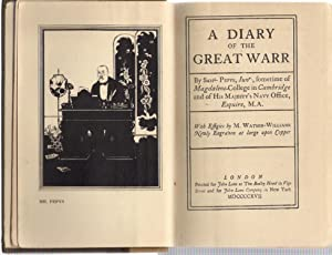 A Diary of the Great Warr: Pepys, Sam.