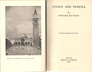 Venice and Venetia: Hutton, Edward