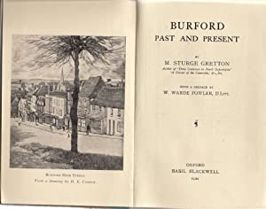 Burford Past and Present: Sturge Gretton, M.