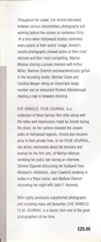 Eve Arnold : Film Journal: Arnold, Eve