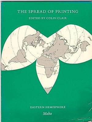 The Spread of Printing : Malta: Clair, Colin