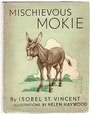 Mischievous Mokie: St. Vincent, Helen