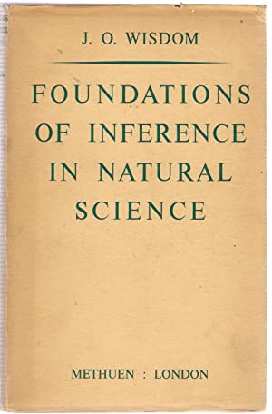 Foundations of Inference in Natural Science: Wisdom, J.O.