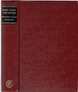 Basic Fluid Mechanics: Peerless, S.J.