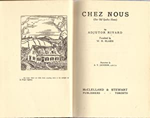 Chez Nous (Our Old Quebec Home): Rivard, Adjutor