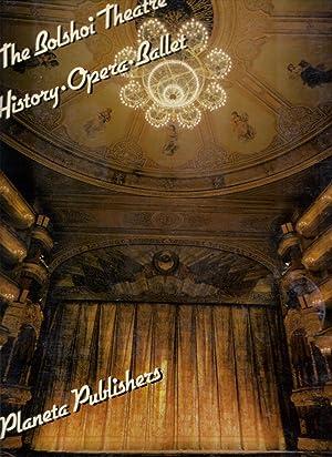 The Bolshoi Theatre : History, Opera, Ballet: Polenov, Fedor