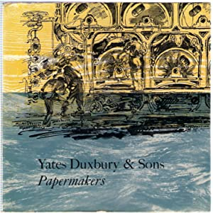 Yates Duxbury & Sons - Papermakers of Bury: Green, Tom