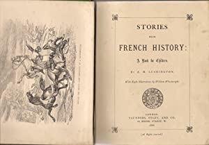 Stories from French History: Lushington, A.M.