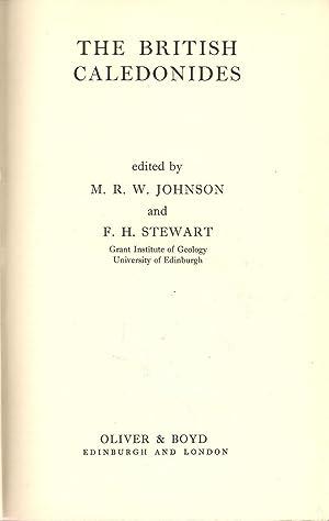 The British Caledonides: Johnson, M.R.W.