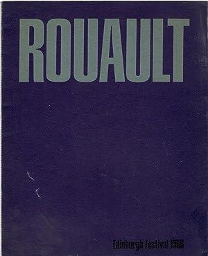 Roualt - Edinburgh Festival Society Exhibition brochure, 1966