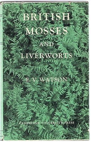 British Mosses and Liverworts: Watson, E. Vernon