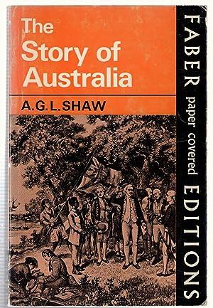 Story of Australia: Shaw a G