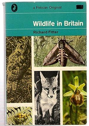 Wildlife in Britain: Fitter, Richard
