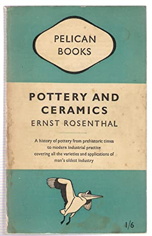 Pottery and Ceramics: Rosenthal, Ernst