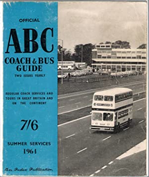 The Official ABC Coach & Bus Guide: Summer Services 1964