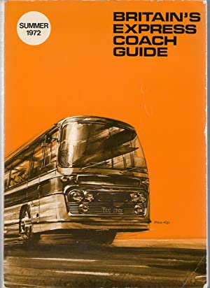 Britain's Express Coach Guide Summer 1972
