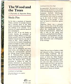 The Wood and the Trees: Pim, Shiela