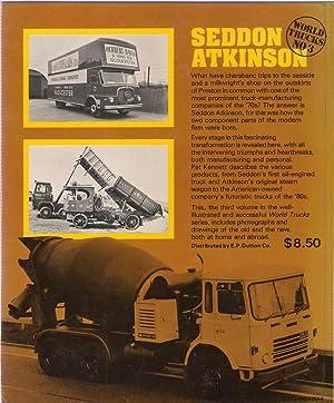 Seddon Atkinson: World Trucks No. 3: Kennet, Pat