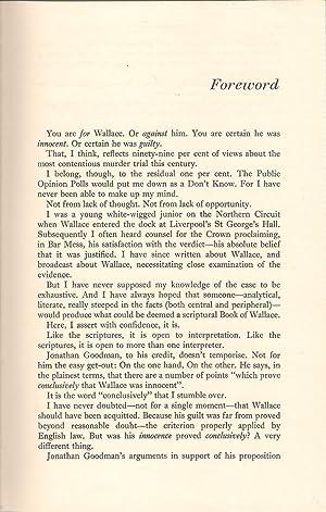 The Killing of Julia Wallace: Goodman, Jonathan