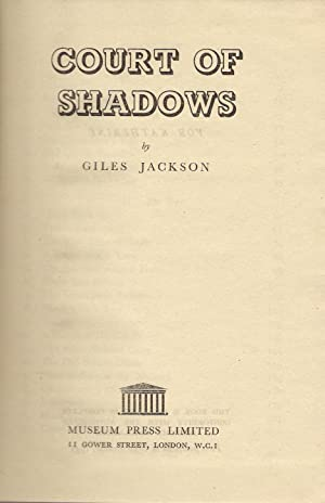 Court of Shadows: Jackson, Giles