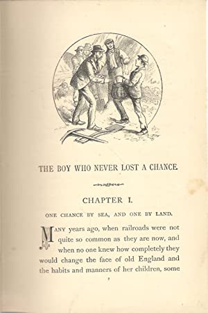 The Boy Who Never Lost a Chance: Lyster, Annette
